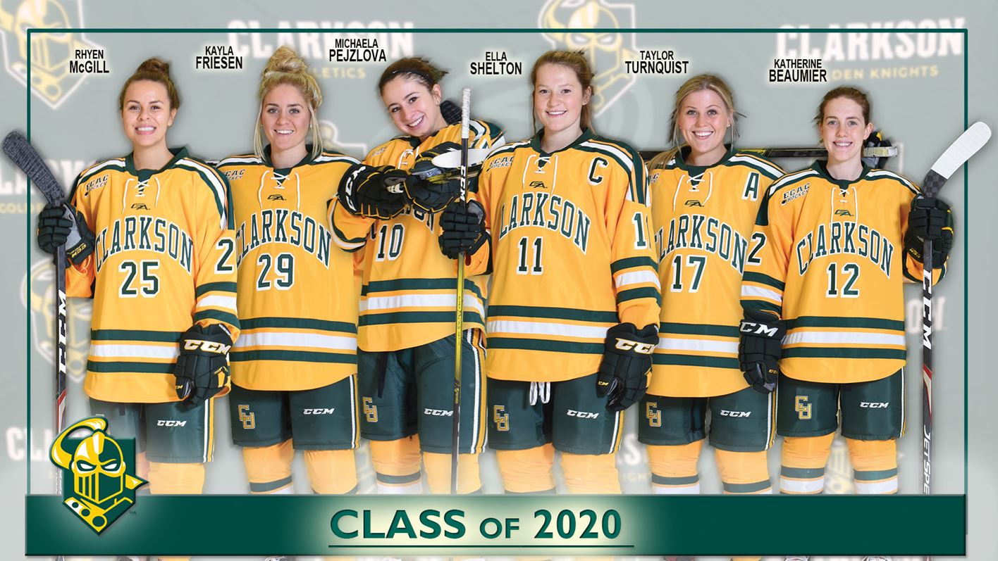 Senior Day Highlights Key Weekend for Women's Hockey