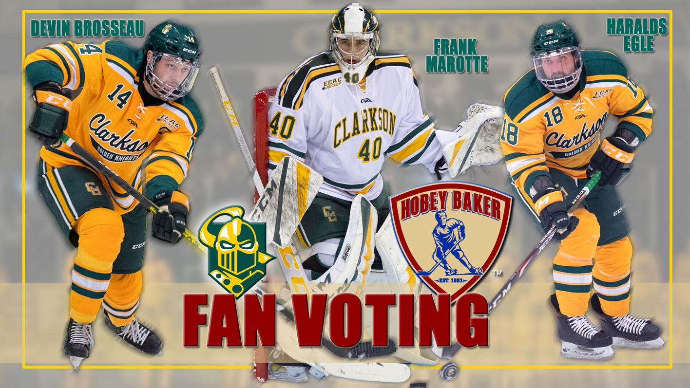 Vote Brosseau, Egle and Marotte for HOBEY