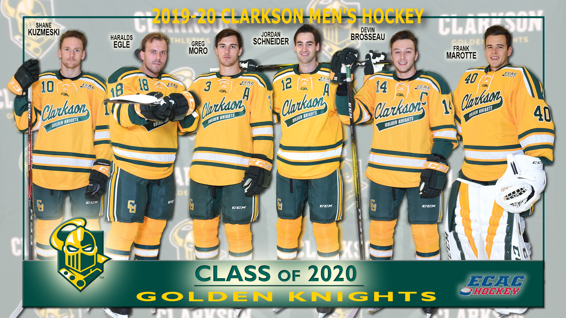 Senior Day Highlights Final RS Weekend at Cheel for Men's Hockey