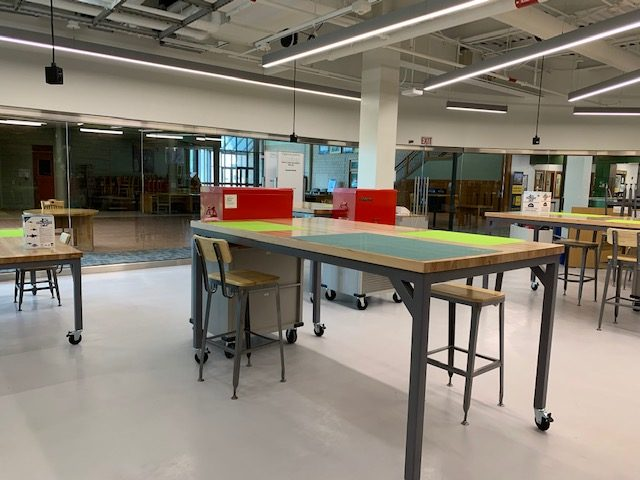 Ignite Dorf Makerspace-Now Open!